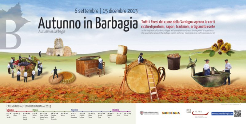 Autunno in Barbagia 2013